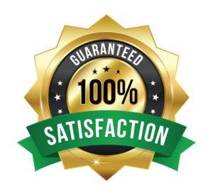 Salt Spring Guide satisfactionguarantee2017 300x275 Logo Design